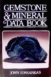 GEMSTONE & MINERAL DATA BOOK