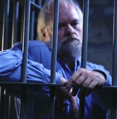 Criminal Behind Bars