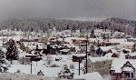 Town of nearby Truckee